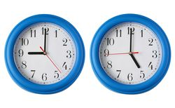 Bigstock_Working__To___Two_Clocks_O_1265744