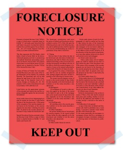 bigstockphoto_Posted_Foreclosure_Notice_1241371