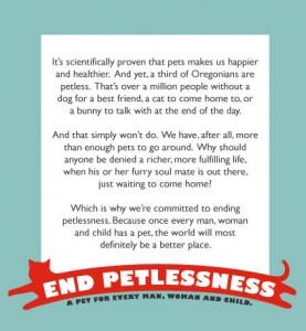 EndPetlessness