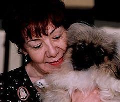 Darlene Arden and Friend