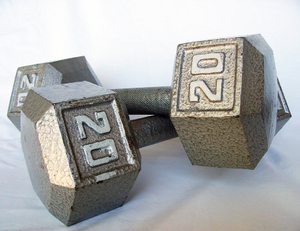 Bigstockphoto_weights_69013_2